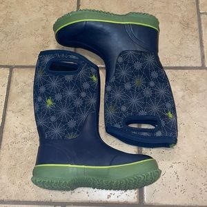 Bogs Classic High - Spider Waterproof Boot